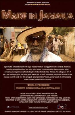 Made in Jamaica - Poster- International