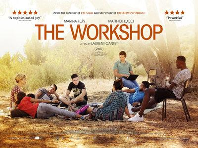 The Workshop - Poster - UK