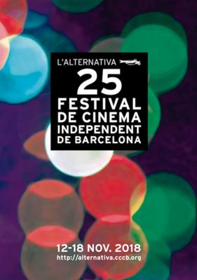 Independent Film Festival of Barcelone (L'Alternativa) - 2018