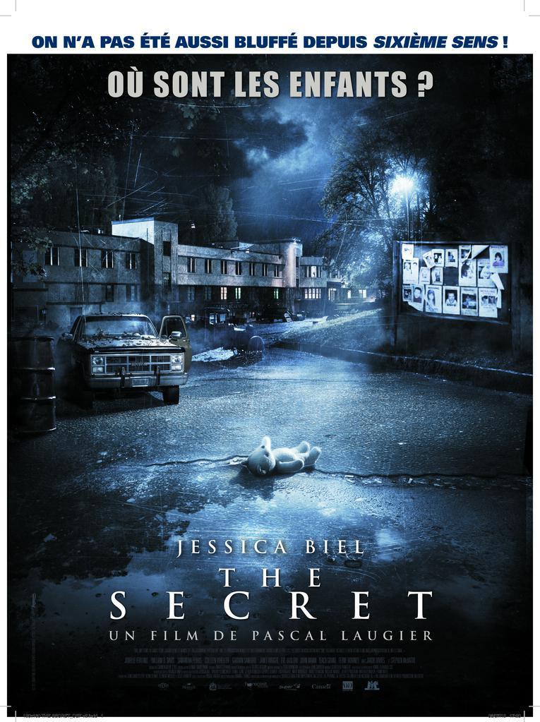 The secret film olsen