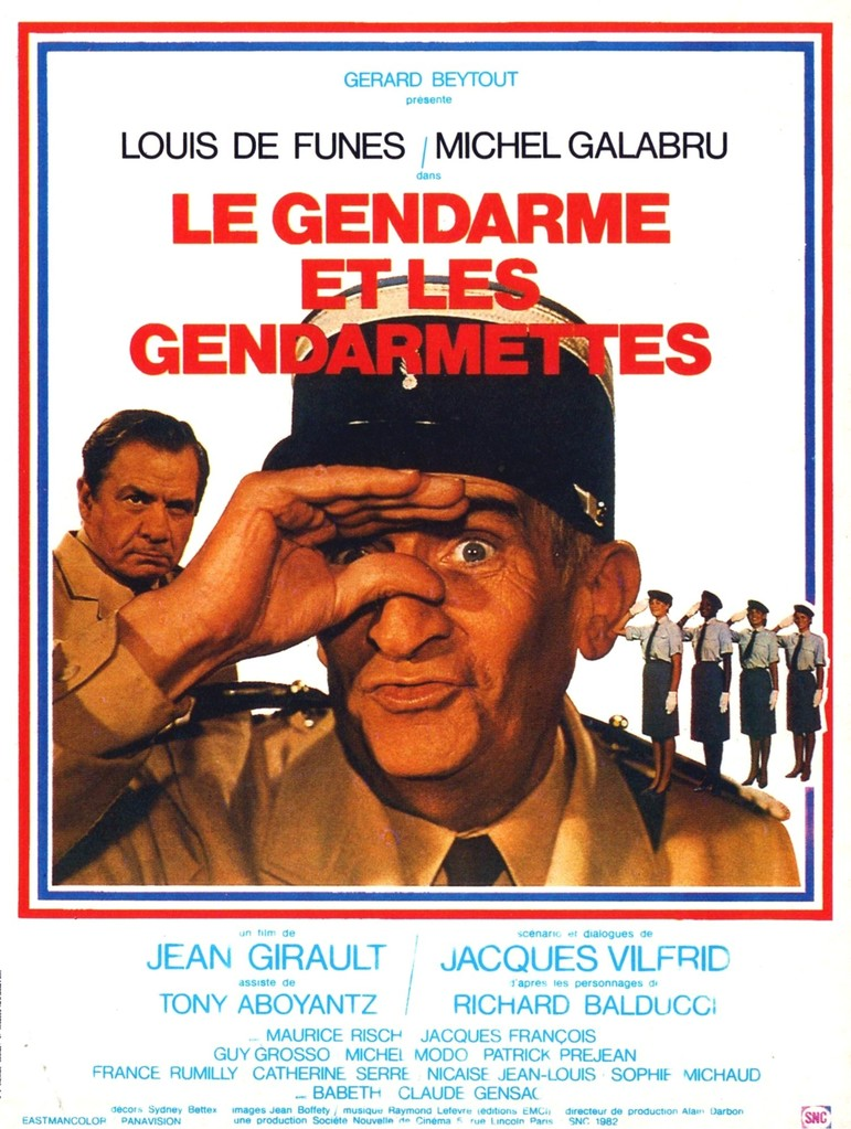 Never Play Clever Again/The Gendarme Wore Skirts