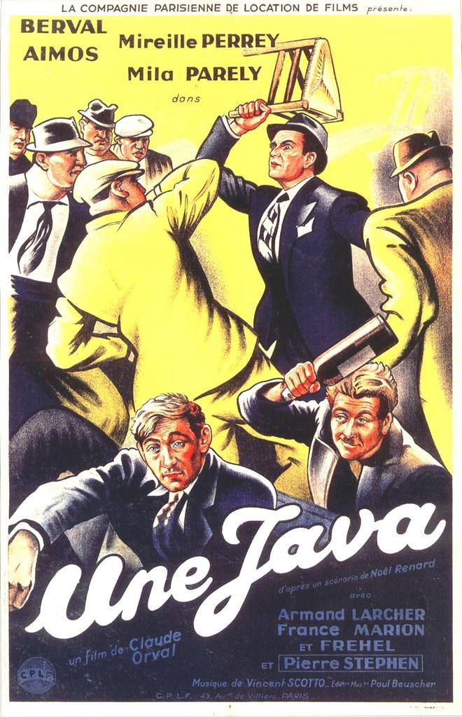 Société de Production du Film Une Java