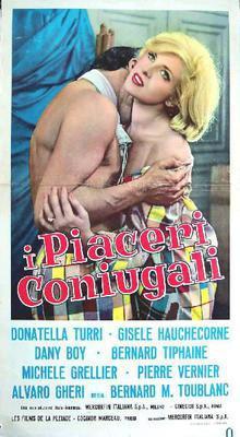 La Difficulté d'être infidèle - Poster Italie