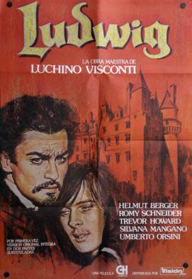 Luis II de Baviera, el rey loco - Poster - Espagne