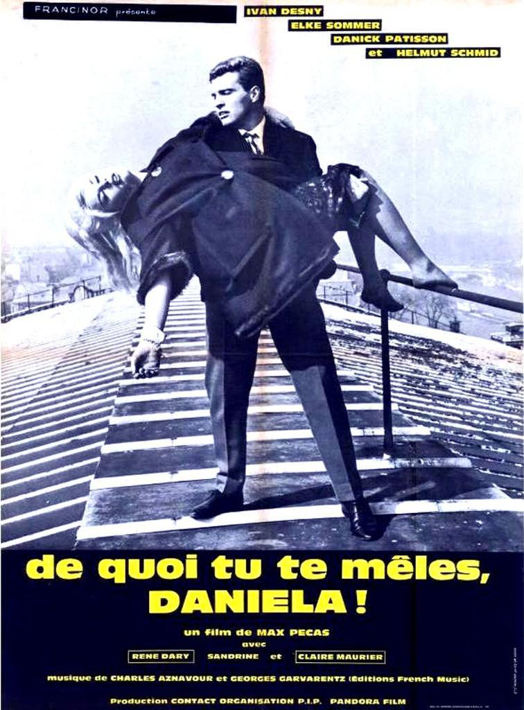 Francomac™: Pecas-1962-Douce violence
