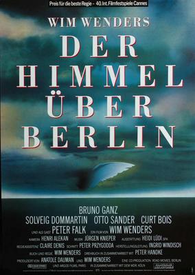 Les Ailes du désir - Poster Allemagne