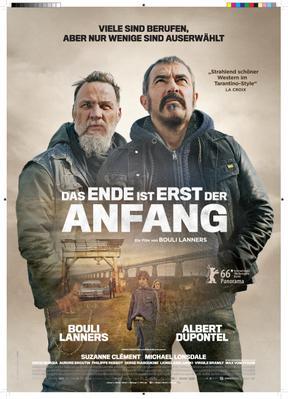 Les Premiers les Derniers - Poster - Germany