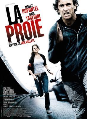 La La Proie - Poster - France