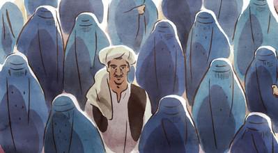 Las golondrinas de Kabul