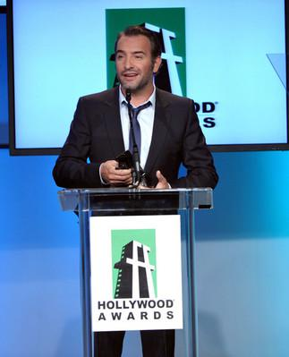 The Artist sets out to conquer the USA - Jean Dujardin - 15th Annual Hollywood Film Awards