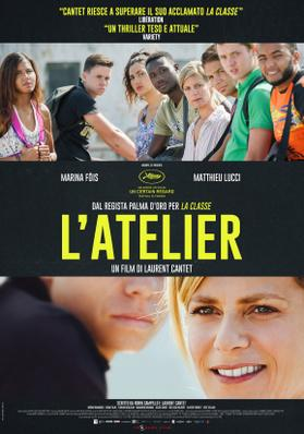L'Atelier - Poster - Italy