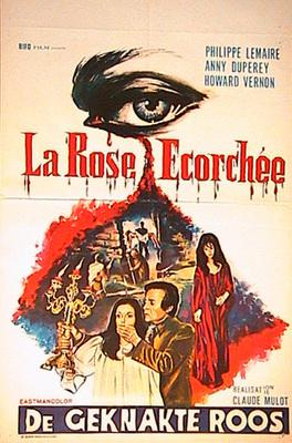 The Blood Rose - Poster Belgique