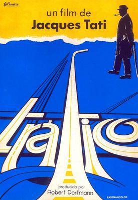 Trafico - Affiche espagnole