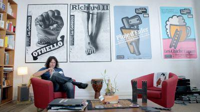 Michel Bouvet Poster Artist