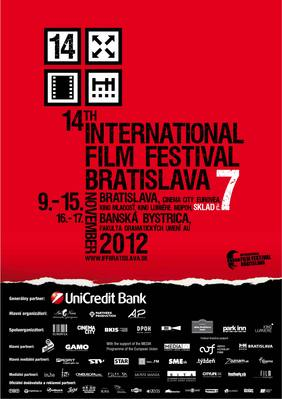 International Film Festival in Bratislava - 2012