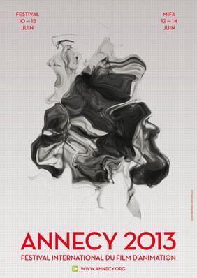 Festival Internacional de cine de animación de Annecy - 2013