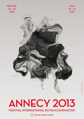 Festival international du film d'animation d'Annecy - 2013