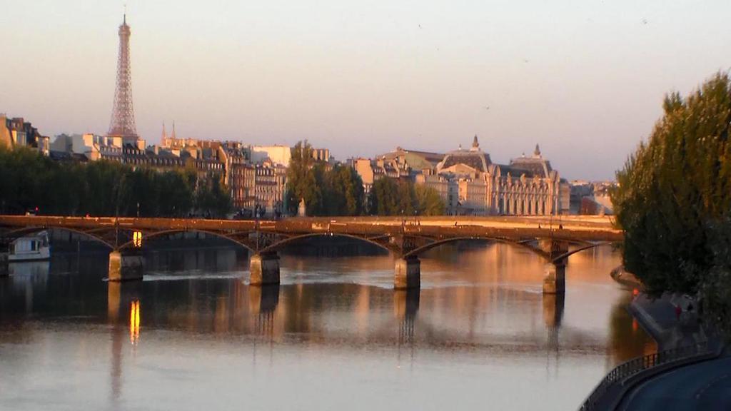 Un automne mordoré sur Paris