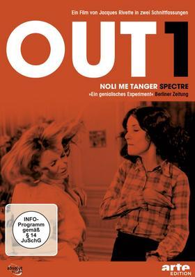 アウト・ワン:ノリ・ム・タンジェル - Jaquette DVD Allemagne