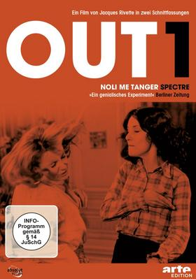 Out 1 - Jaquette DVD Allemagne