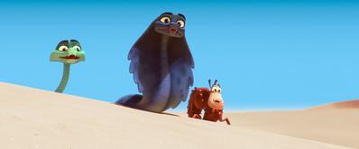 Sáhara - © 2016 Mandarin Cinéma - La Station Animation - Les films du grand désert - Studiocanal - M6 Films
