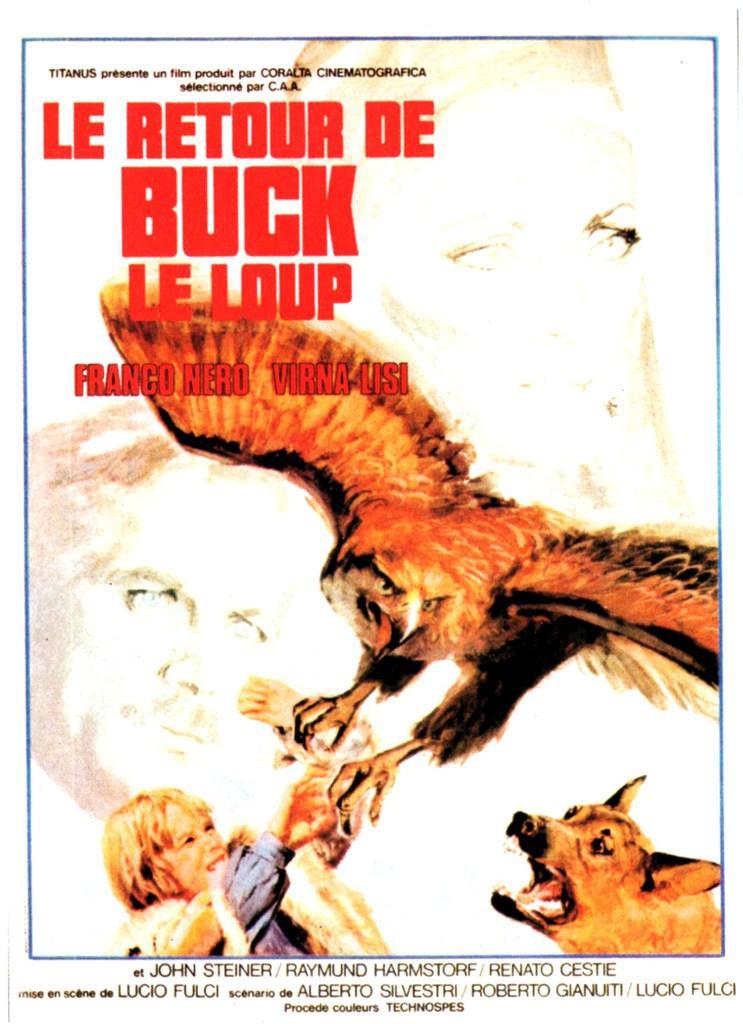 Le Retour de Buck le loup