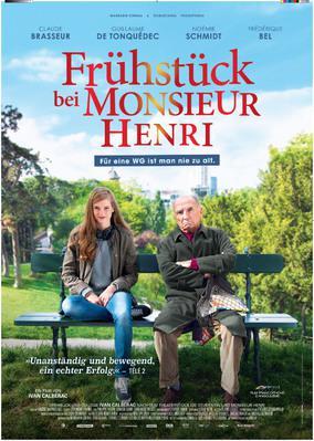 L'Étudiante et Monsieur Henri - Poster - Germany