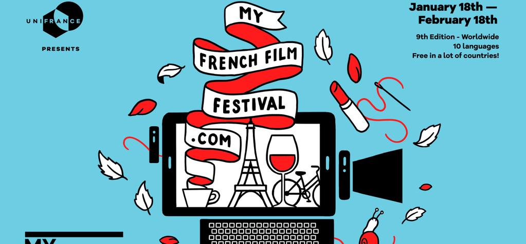 ¡Vuelve el concurso AEFE de MyFrenchFilmFestival!