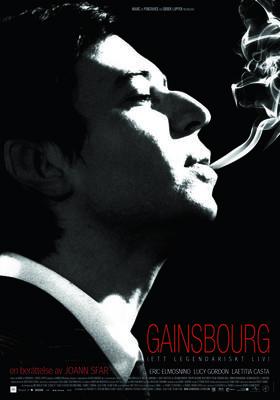 Gainsbourg (vida de un héroe) - Affiche Suede