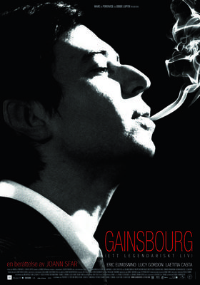 Gainsbourg (Vie héroïque) - Affiche Suede