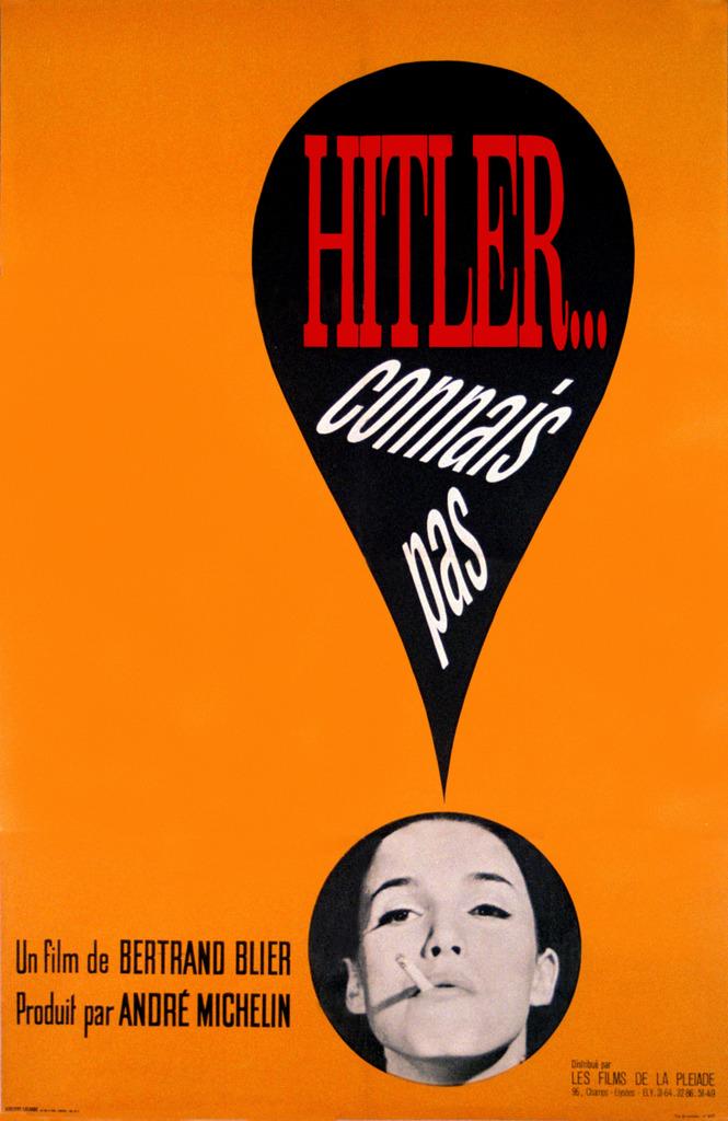 Hitler... connais pas - Poster France