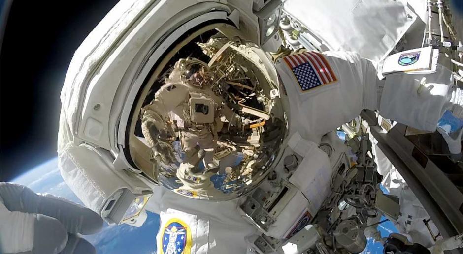 Being an Astronaut