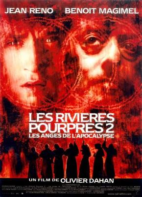 Rivieres pourpres 2 - Les anges de l'Apocalypse (Les) / クリムゾン・リバー2-黙示録の天使たち