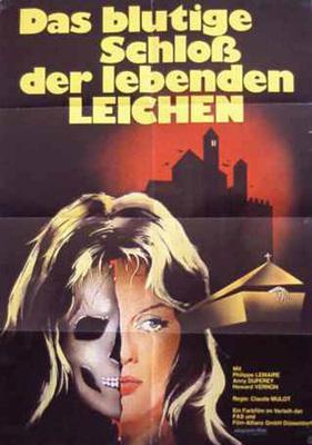 The Blood Rose - Poster Allemagne