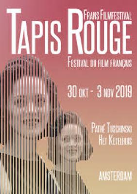 Festival de Cine Francés TAPIS ROUGE  - 2019