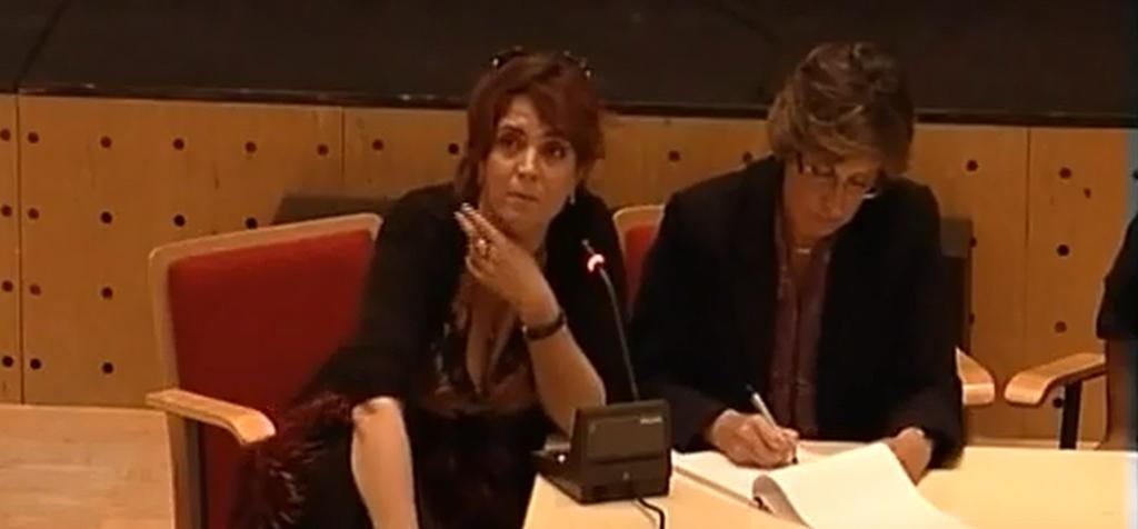 On set with french cinema - Master Class with Agnès Jaoui