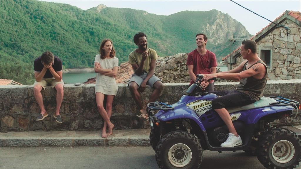 I Comete - A Corsican Summer