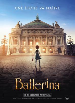 Ballerina - France - Affiche préventive