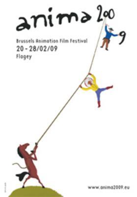 Brussels Cartoon and Animated Film Festival (Anima)