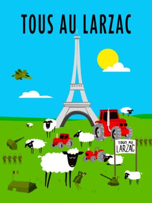 ラルザックの羊たち