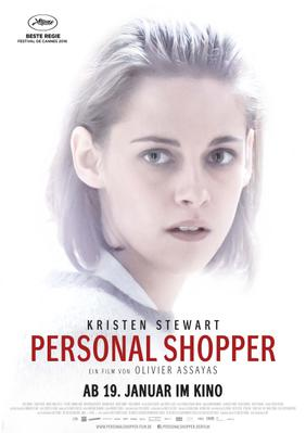 Personal Shopper - Poster - Germany