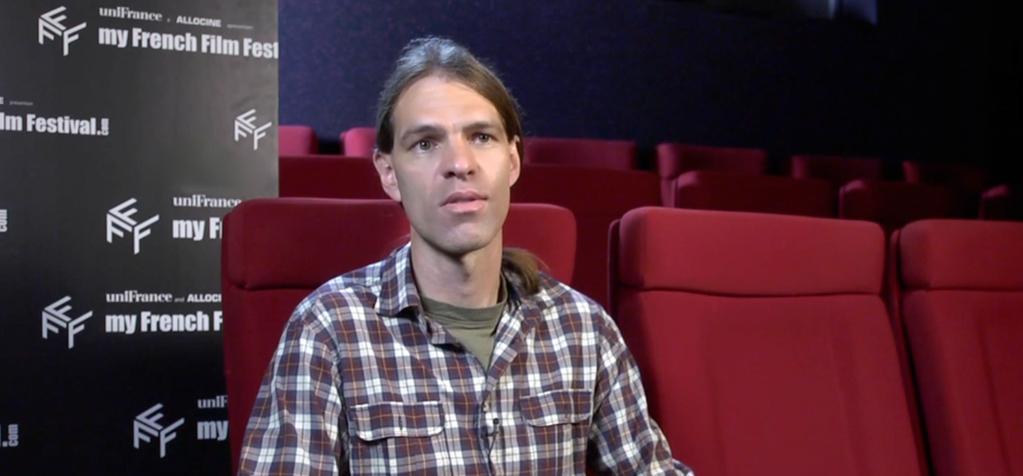 インタヴュー : Jean-Christophe Dessaint