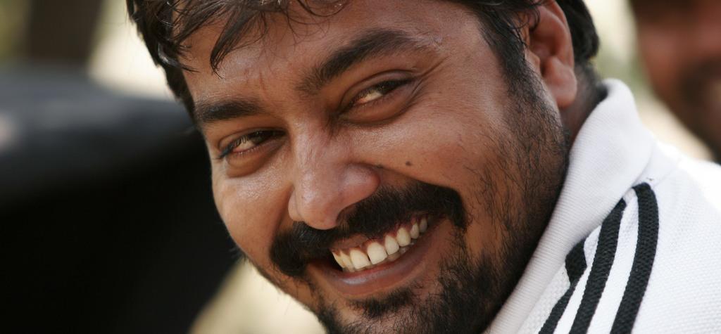 Anurag Kashyap forma parte del jurado