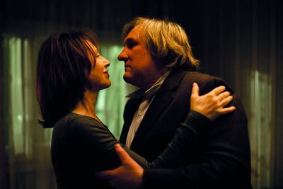 Gérard Depardieu - © Magali Bragard