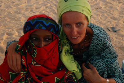 Vents de sable, femmes de roc