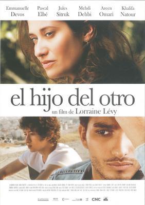 Le Fils de l'autre - Poster - Spain