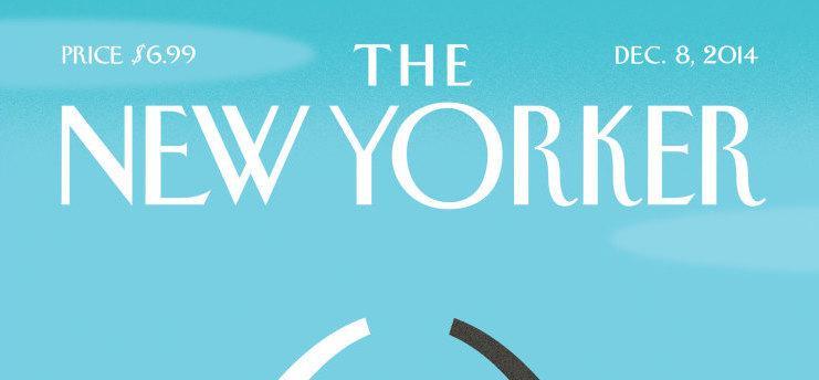 """Une année 2014 très francophile pour """"The New Yorker"""""""