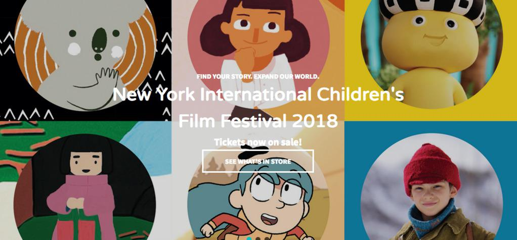 The New York International Children's Film Festival gives top billing to French animated films