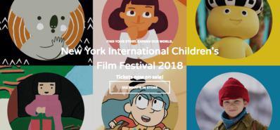 El Festival Internacional de Cine para Niños de Nueva York recibe numerosas producciones del cine de animación francés
