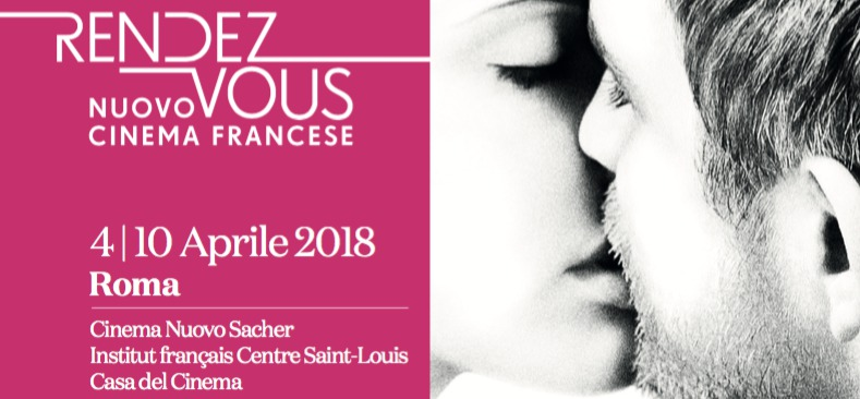 8e édition des Rendez-Vous avec le Nouveau Cinéma Français à Rome